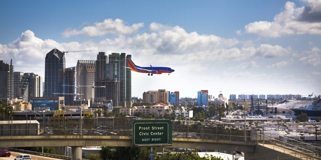 Car Service From San Clemente To San Diego Airport